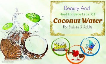beauty and health benefits of coconut water