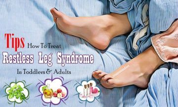 how to treat restless leg syndrome in adults