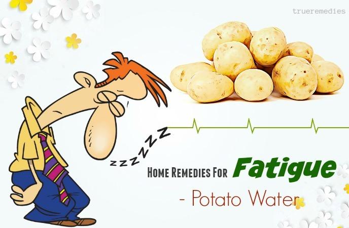 potato water