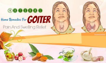 home remedies for goiter pain