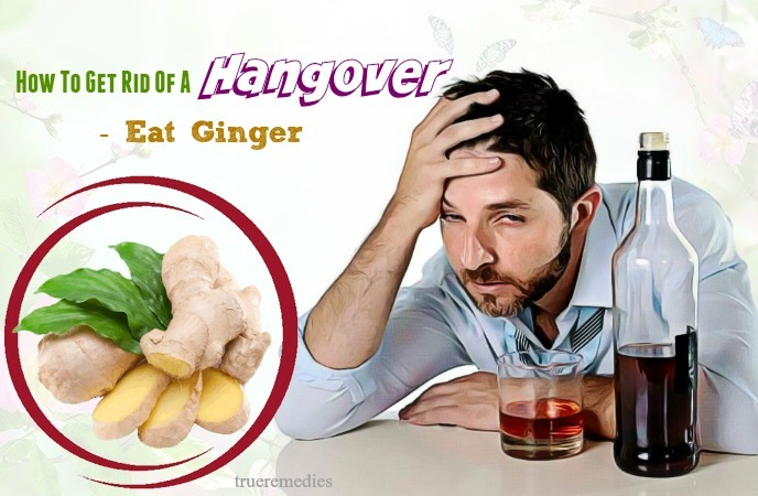 eat ginger