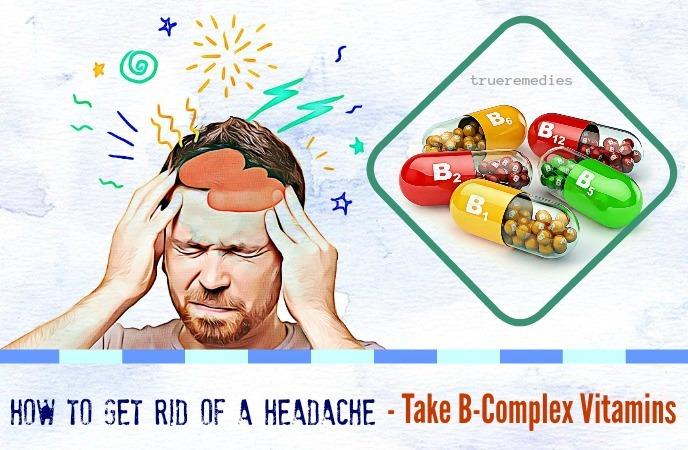 take b-complex vitamins