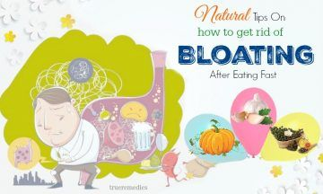 how to get rid of bloating after eating