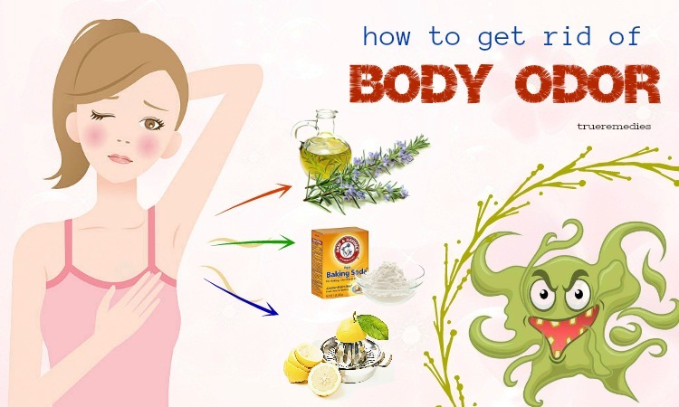 tips on how to get rid of body odor