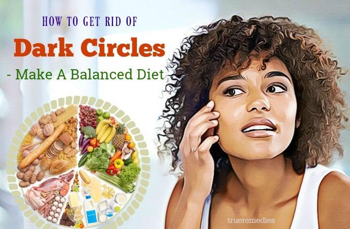 make a balanced diet