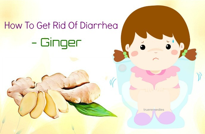 use ginger