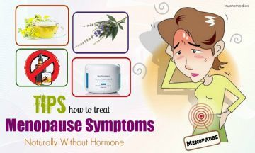 tips on how to treat menopause symptoms