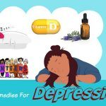 home remedies for depression and stress