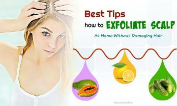 tips on how to exfoliate scalp