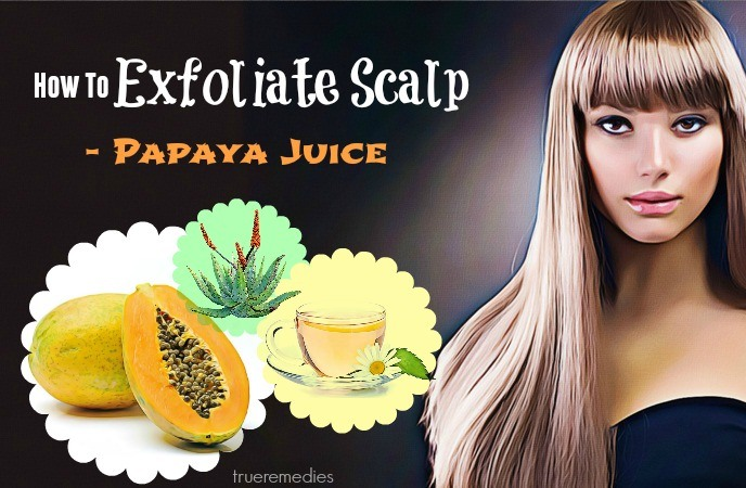 use papaya juice