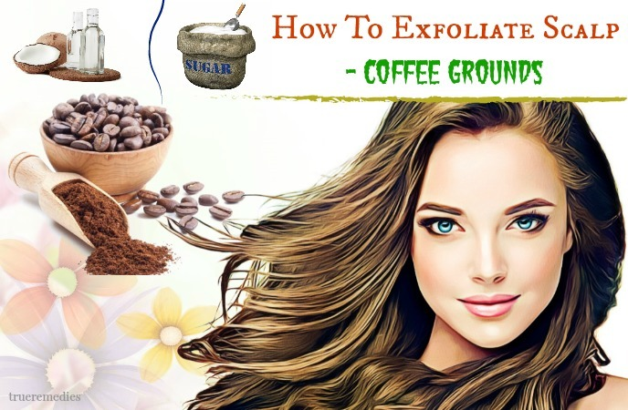 use coffee grounds