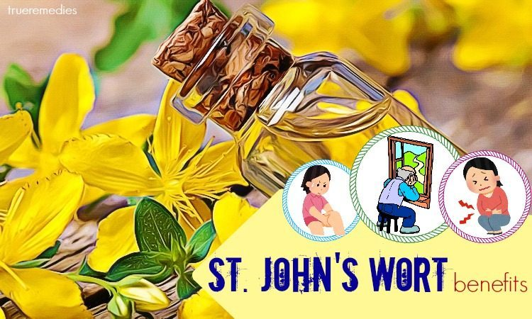unknown st. john's wort benefits