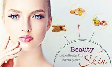 diy beauty ingredients that harm your skin
