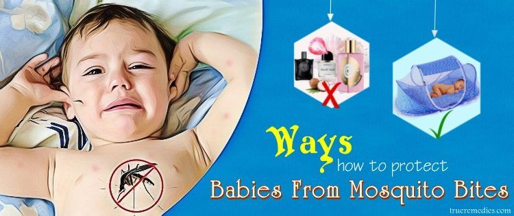 how to protect babies from mosquito bites naturally