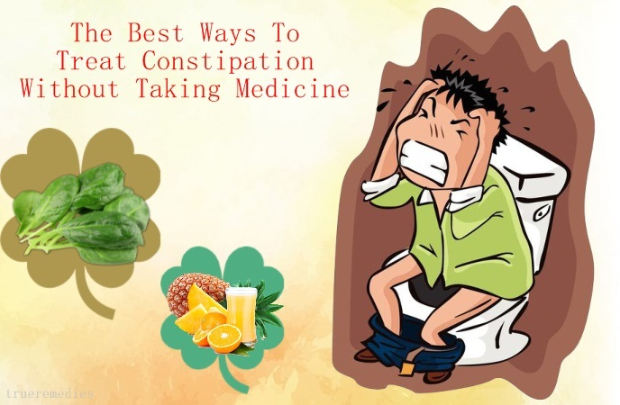do's and don'ts of constipation - the best ways to treat constipation without taking medicine