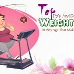 do's and don'ts of weight loss at any age