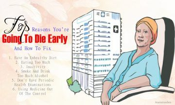 top 10 reasons you're going to die early
