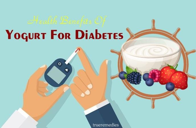 diabetes and yogurt - health benefits of yogurt for diabetes