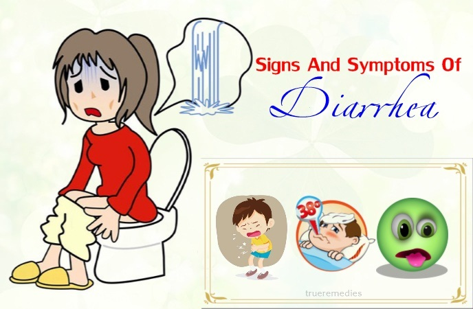 do's and don'ts of diarrhea - signs and symptoms of diarrhea