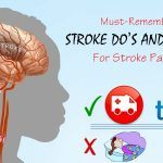 stroke do's and don'ts for stroke patients
