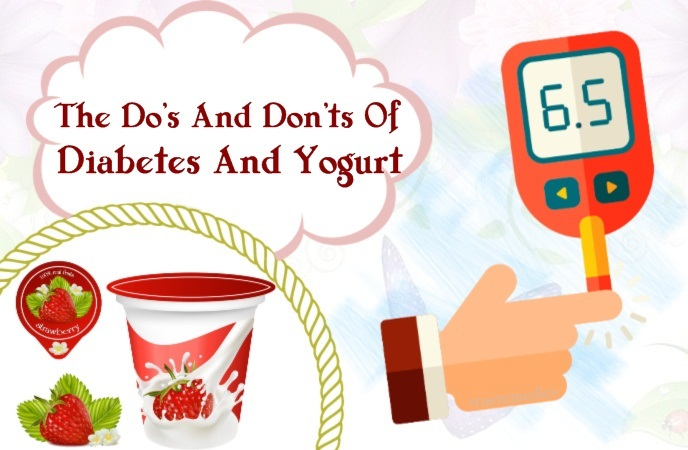 diabetes and yogurt - the do's and don'ts of diabetes and yogurt