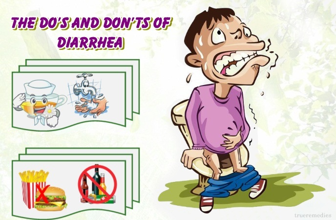 do's and don'ts of diarrhea - the do's and don'ts of diarrhea