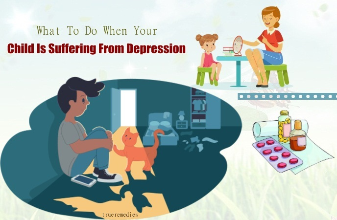 signs of childhood depression - what to do when your child is suffering from depression