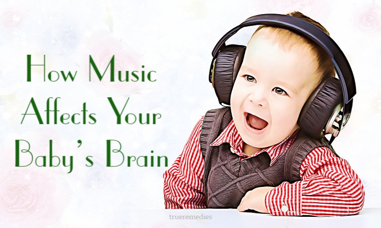 how music affects your baby's brain development