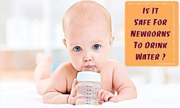 is it safe for newborns to drink water? - guidelines for your parenting