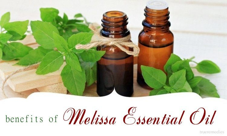 amazing benefits of melissa essential oil