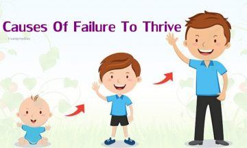 possible causes of failure to thrive