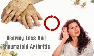 hearing loss and rheumatoid arthritis: what's the connection