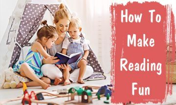 how to make reading fun for children
