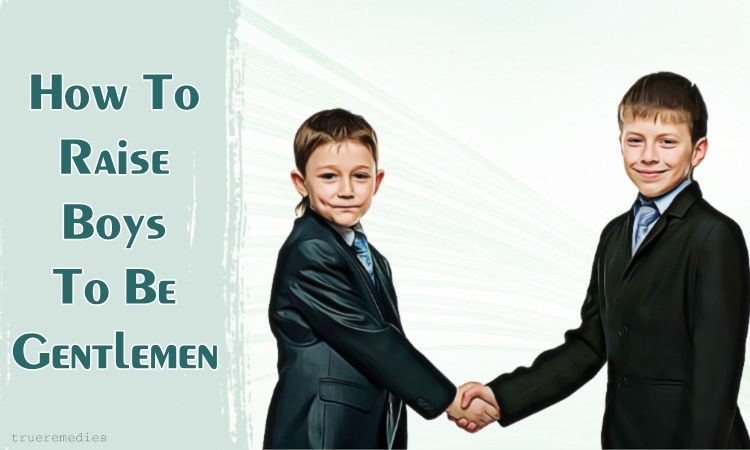 boys to be gentlemen