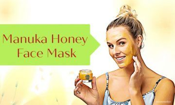 diy manuka honey face mask