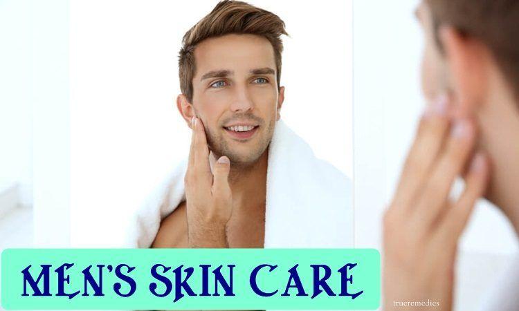 men's skin care for acne