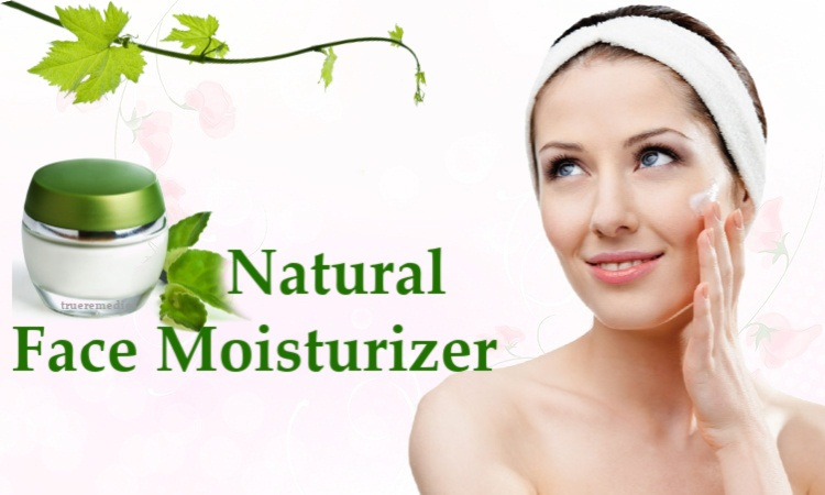natural face moisturizer for dry skin
