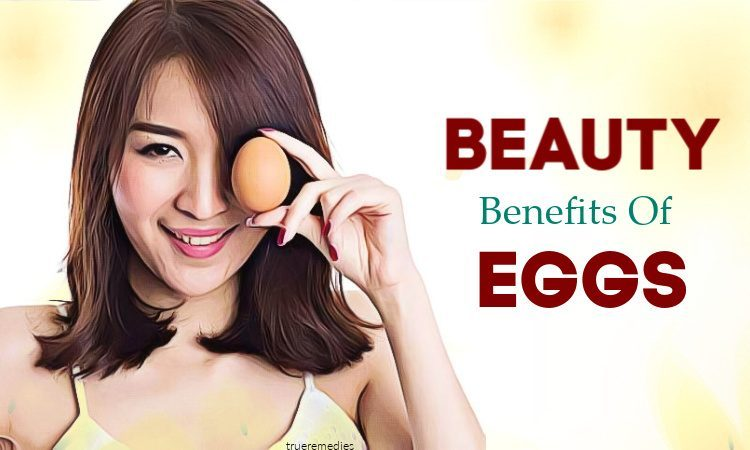 beauty benefits of eggs for hair