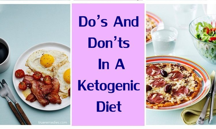 do's and don'ts in a ketogenic diet for beginners