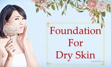 benefits of foundation for dry skin