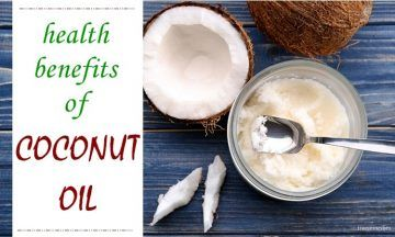 beauty and health benefits of coconut oil