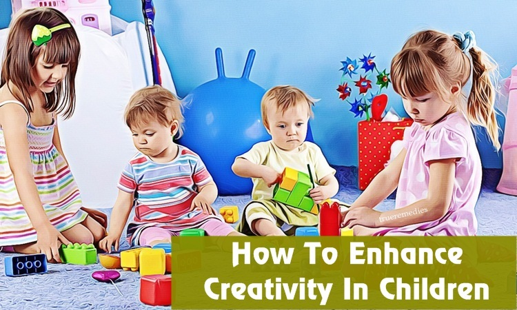 How to enhance creativity in children from an early age
