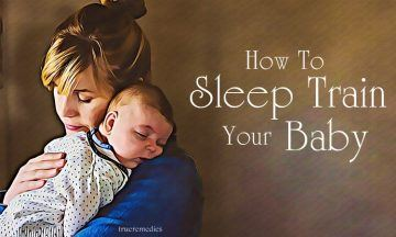 how to sleep train your baby without crying