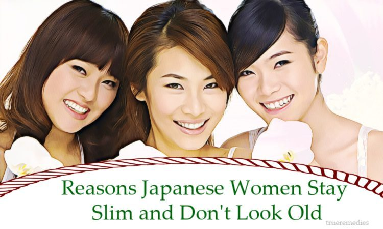 top reasons japanese women stay slim and don't look old