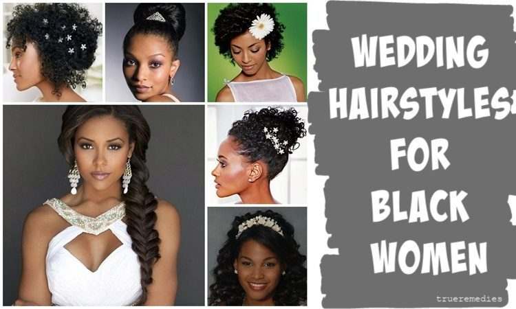 stunning wedding hairstyles for black women