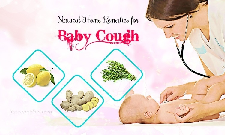 natural home remedies for baby cough