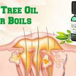 how to use tea tree oil for boils